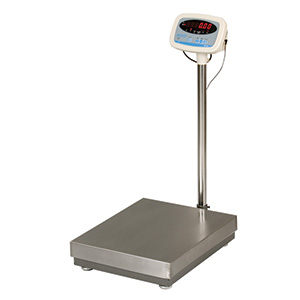 Parcel Scales / Warehouse Scales upto 300kg cap