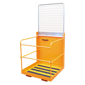 Personnel Access Platforms for forklifts