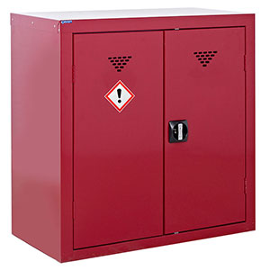 Pesticide and Agrochemical Storage Cupboard