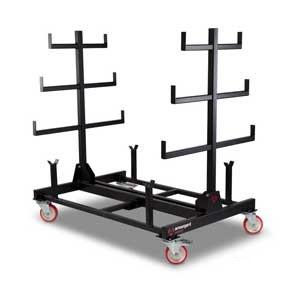 PipeRack Mobile Storage Units