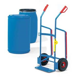Plastic Drum Trolleys