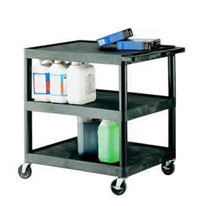 Plastic Multi Purpose Trolleys