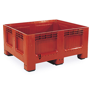 543L Plastic Pallet Boxes with FREE UK Delivery