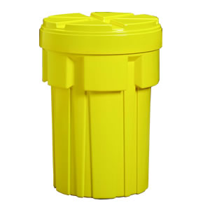 Polyethylene overpack 20 & 30 safety container