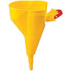 Justrite Polyethylene Funnel for metal safety cans