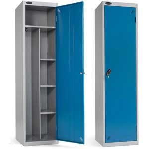 Probe janitorial locker