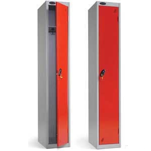 Probe locker single door