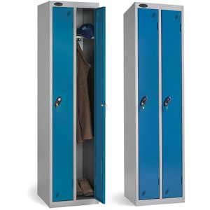 Probe twin door locker
