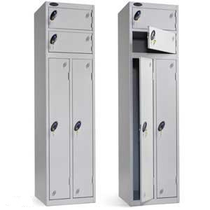 Probe two person locker