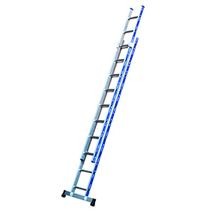 Professional Aluminium Extension Ladders with FREE UK Delivery