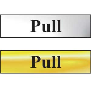 Pull Mini Sign 200 x 50m with FAST UK Delivery