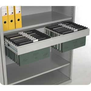 Pull-out Filing Cradle for Stormor Shelving