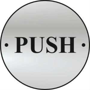 Push Door Disc