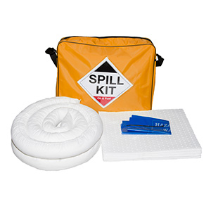 Railway spill kit, 50 litre capacity, complete kit
