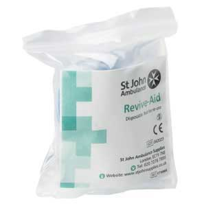 Revive-Aid Resuscitation Face Shield