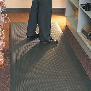 Ribbed Anti Fatigue Matting