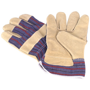PPE Rigger's Gloves in Packs of 5 with Fast UK Delivery