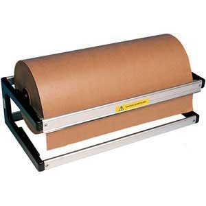 Rolls of Brown Paper for roll holder