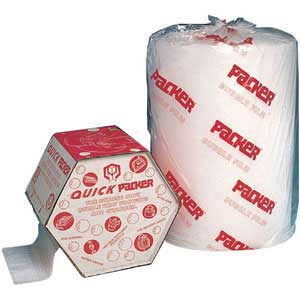 Rolls of Bubble Wrap Films