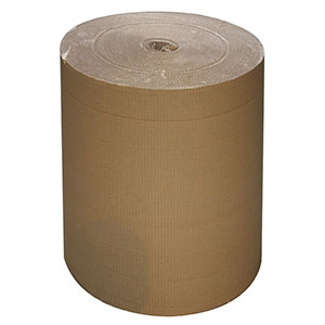Rolls of Corrugated Paper