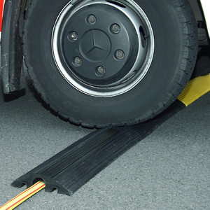 Heavy Duty Rubber Cable Protection Ramp Covers 1.2 Meters