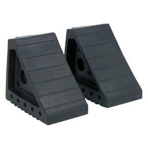 Rubber Wheel Chock Pairs