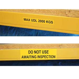 Self Adhesive Warehouse Labels