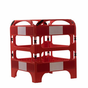 Safegate Manhole Barrier Sets