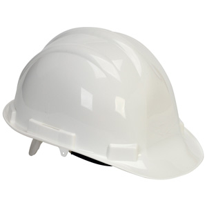 PPE Safety Helmets in Packs of 4 with Fast UK Delivery