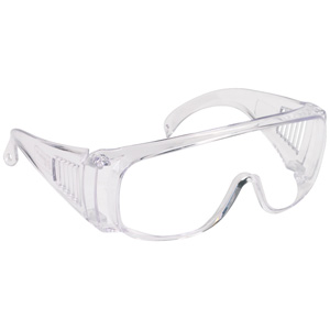 PPE Safety Spectacles Pack of 8 with Fast UK Delivery