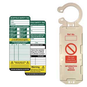 Scaffold Tag Kits