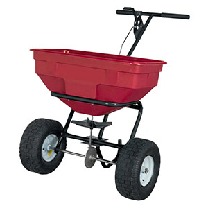 Sealey 57kg Walk Behind Broadcast Salt Spreader