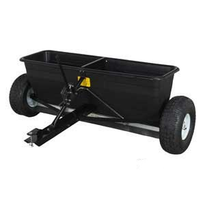 Sealey 80kg Drop Seed Spreader - Tow Behind