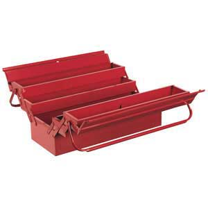 Sealey Cantilever Toolbox with 4 Trays