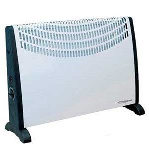 Sealey Convector Heaters 2000W With 3 Heat Settings