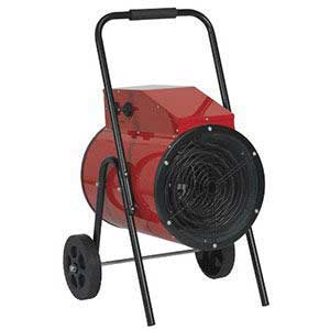 Sealey Industrial Fan Heater 15kW With 3 Heat Settings