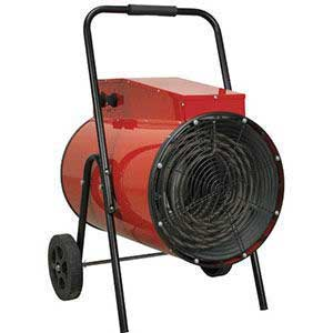 Sealey Industrial Fan Heater 30kW With 2 Heat Settings