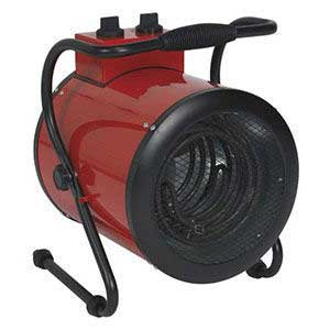 Sealey Industrial Fan Heater 5kW With 2 Heat Settings