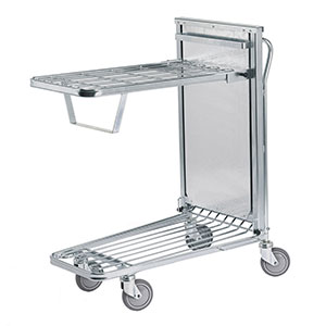 Self Levelling Stock Trolley