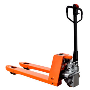 Semi Electric Powered Pallet Truck