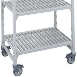 Set 4 Castors for Polypropylene Shelving