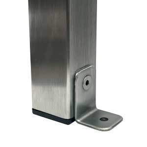 SFFC - Stainless Steel Floor Fixing Cleat Bracket