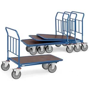 Cash and Carry Trolley Single Deck