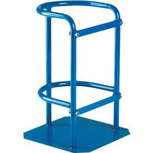 Gas cylinder stand (up to 280mm dia)