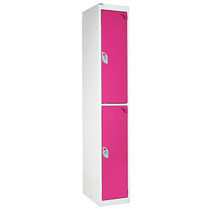 Spectrum Lockers 2 Compartment / 2 Door