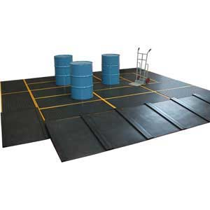 Spill Containment Work-Floors / Decking