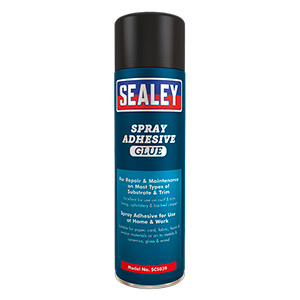 Spray Adhesive 500ml Cans