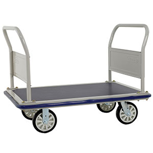 Steel Platform Truck with Buffer Protection