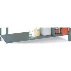 Steel lower shelf for Welded Workbenches