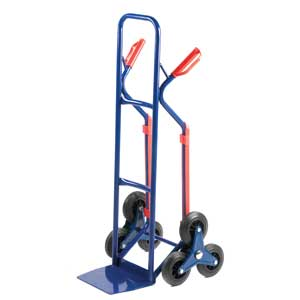 Steel Stairclimber with Skids